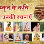 Sanskrit Kavi Aur Unki Rachnaye(संस्कृत के कवि और उनकी रचनाएँ pdf download)