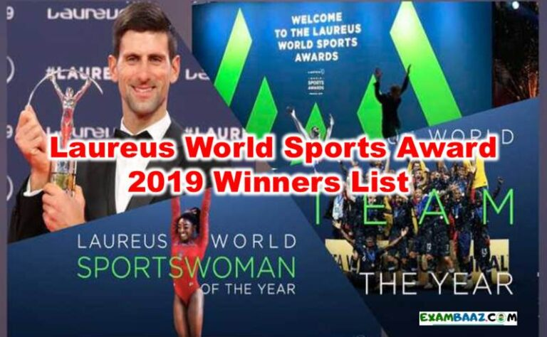 Laureus World Sports Award