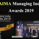 AIMA Awards 2019 Winner List | Current Affairs Gk for