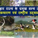 National Parks In Bihar | Wildlife sanctuary in Bihar | Bihar GK