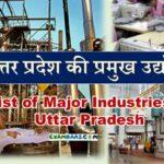 Uttar Pradesh Ke Pramukh Udyog   Famous Industries of Uttar Pradesh