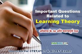 Important Question of Learning Theory