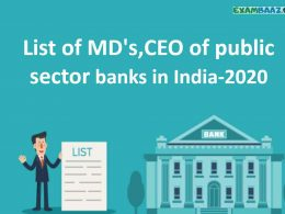 all bank ceo list pdf 2020 download
