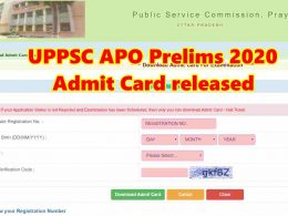 uppsc-apo-2020-admit-card-out-direct-link