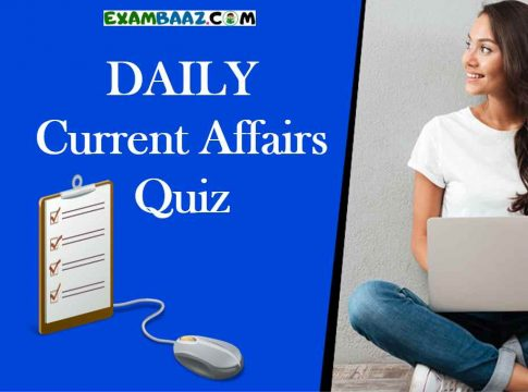 Daily Current Affairs Quiz in Hindi: 04 April 2020