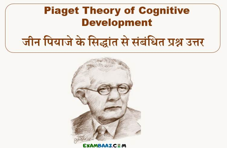 Jean Piaget Questions And Answers