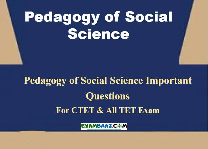Pedagogy of Social Science In English