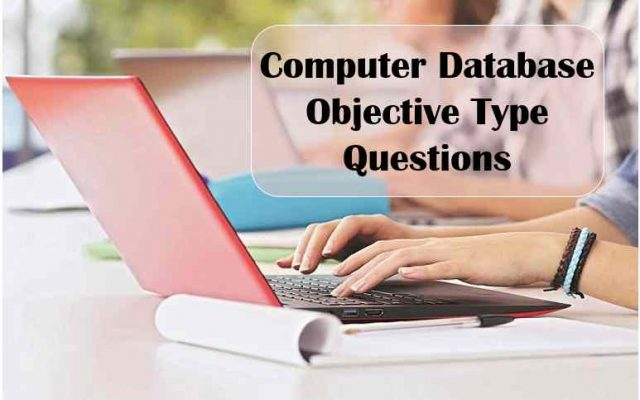 DBMS Questions Answer