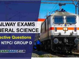 General Physics Important Questions for RRB NTPC/ Group D- Multiple-Choice Questions