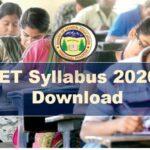 HP TET Syllabus 2020 PDF Download Now || Check Detailed Syllabus of HP TET