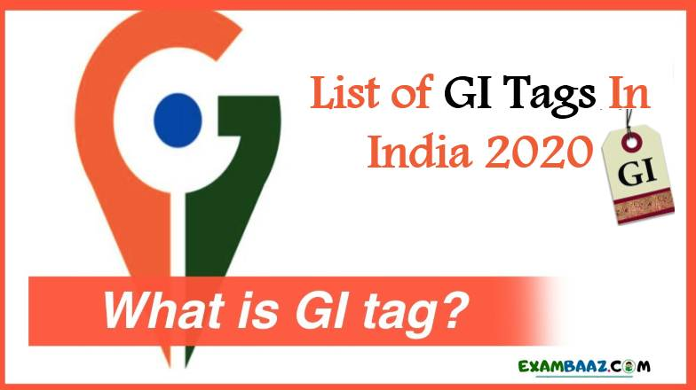 [Latest*] GI Tag List 2021 || Recent GI Tags In India 2021