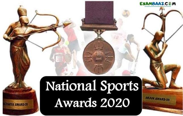 Rajiv Gandhi Khel Ratna Award 2020