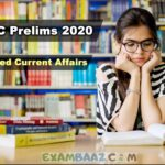 Expected Current Affairs Questions for BPSC Prelims Exams 2020