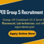 MP PEB (Vyapam) Group 5 Recruitment 2020 || Notification Out!