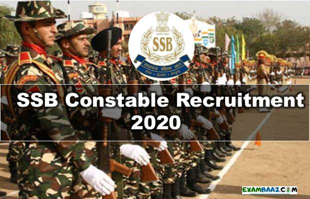 (2020) सशस्त्र सीमा बल में (SSB) 1522 पदों पर नई भर्ती || योग्यता-10वीं पास