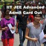 IIT JEE Advanced Admit Card Out!! Direct Download Link Available Here