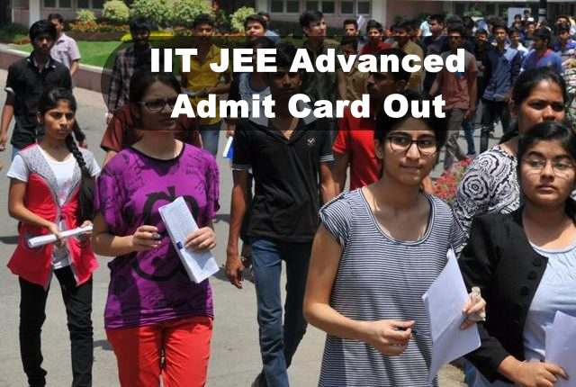 IIT JEE Advanced 2020 admit Out: TheIndian Institute of Technology (IIT) Delhireleased the admit card for the JEE Advanced — the entrance exam for admission to undergraduate courses across IITs and IISc today.