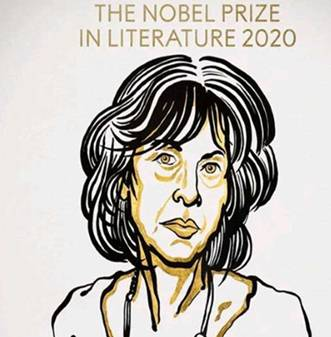 Nobel Prize winners 2020 in Literature