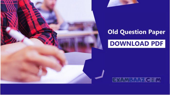 MP Police Constable Old Question Paper Download PDF