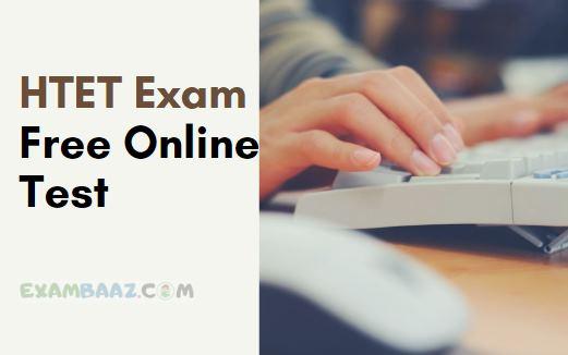 HTET Free Online Test