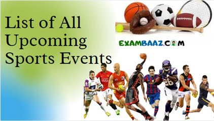 List of All Upcoming Sports Events 2021