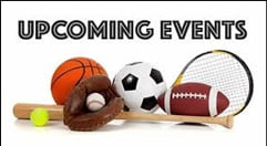 List of Upcoming Sports Events 2021