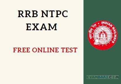 RRB NTPC Science Quiz