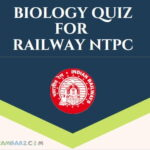 RRB NTPC Biology Quiz || Free Online Test For Railway