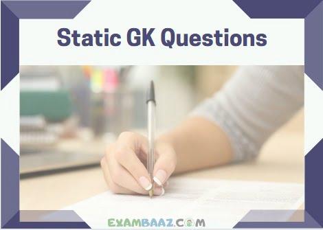 UP Jail Warder Exam: Static GK के ये प्रश्न परीक्षा में जरूर पूछे जाएंगे!!!