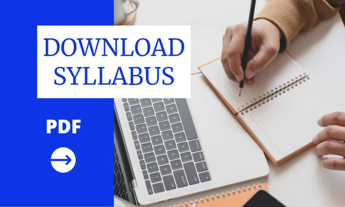 MP Police Constable Maths Syllabus 2021 Download PDF