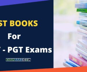 Best Book for UP TGT, PGT Exam Preparation 2021 [Hindi and English medium]