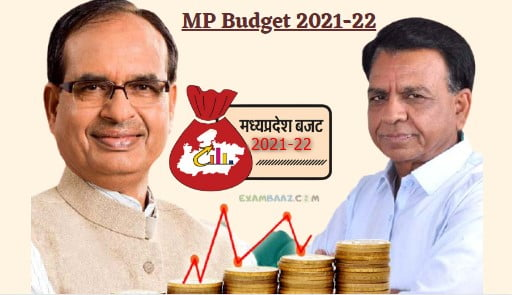 MP  Budget 2021 Important Facts
