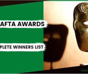 BAFTA Awards 2021 Complete Winners List | बाफ्टा अवार्ड 2021