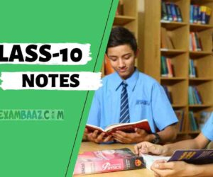 Life Processes Class 10 Important Questions NCERT Notes